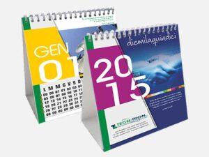 grafica natalizia calendarietto